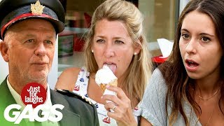 Top 10 Pranks of 2019   Best of Just For Laughs Gags
