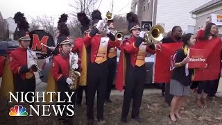 Colleges Are Getting Creative With Announcing Acceptances | NBC Nightly News