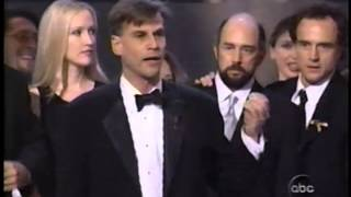 The West Wing wins 2000 Emmy Award for Outstanding Drama Series