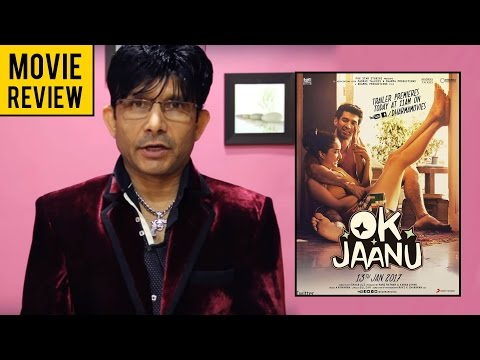 Ok Jaanu   Movie Review by KRK   KRK Live   Bollywood Review   Latest Movie Reviews