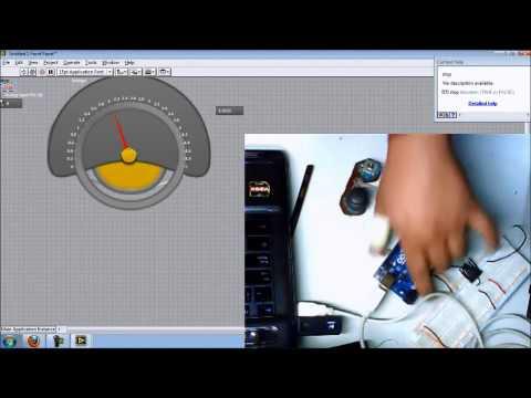 Tutorial Como usar labview con arduino desde cero + 3 ejemplos