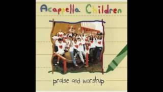 Watch Acappella Children God Made Man video