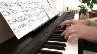 Pathetique - Sonata no. 8, 2nd movement (Beethoven)