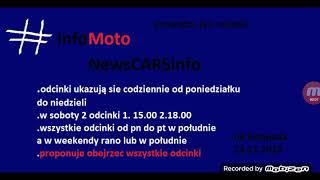 InfoMoto#50-Mclaren 600LT spider/Lexus RC po liftingu