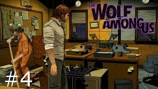 The Wolf Among Us (Episode 3) - Part 4: The Tweedle Brothers' Office