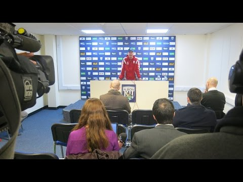 PRESS CONFERENCE: Tony Pulis previews Albion's Premier League trip to Sunderland