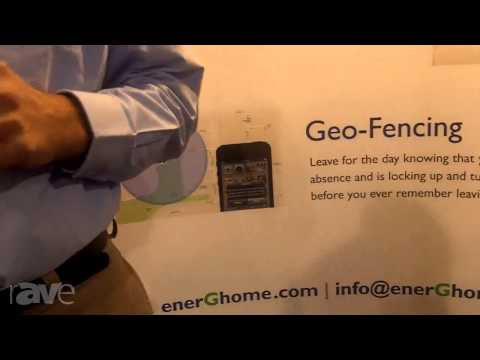 CEDIA 2013: Energ Shows Energy Management and Home Awareness