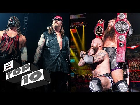 Powerhouse Tag Team Champions WWE Top 10, Oct. 20, 2019