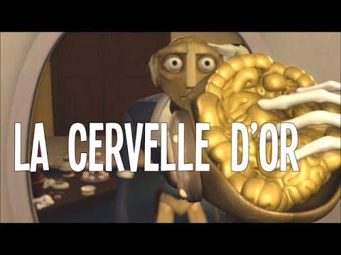 """""""La Cervelle d'Or"""" ESRA 3D"""