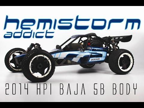 HPI BAJA 5B 2014 - The HemiStorm Addict
