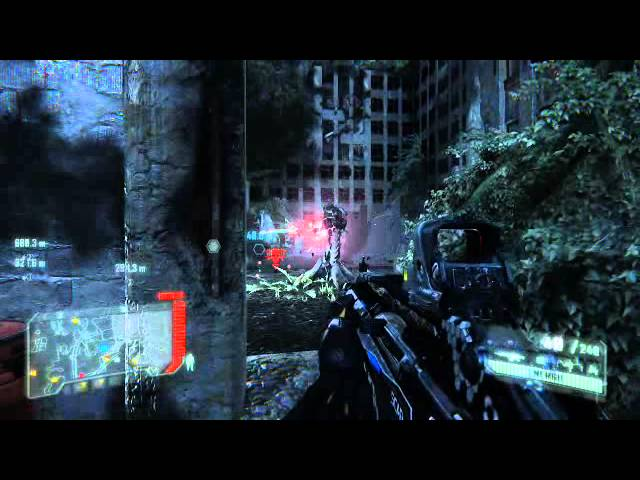 Crysis 3 [GamePlay] CZ (1)