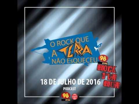 Entrevista Rock D'La Rua Radio 98FM BHz