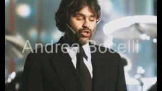 Watch Andrea Bocelli La Danza video