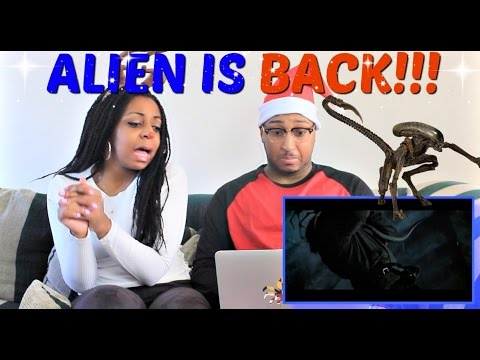 Alien: Covenant Official Red Band Trailer 1 (2017) REACTION!!!!