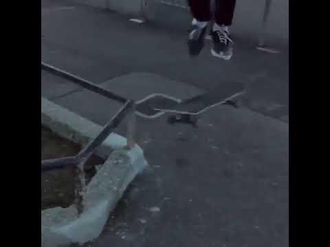 Bar hopping 😂 @shawnhaller 🎥: @aaronpatrickhall | Shralpin Skateboarding