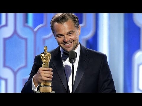 LEO WINS THE OSCAR! - Leo's Red Carpet Rampage