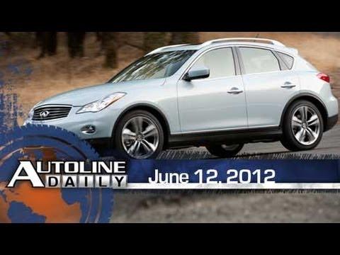 UAW Targets Nissan - Autoline Daily 909