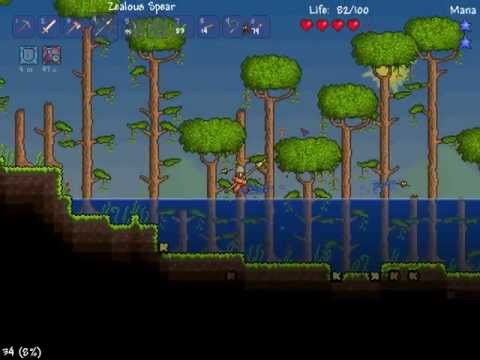 Adventures in Terraria 8