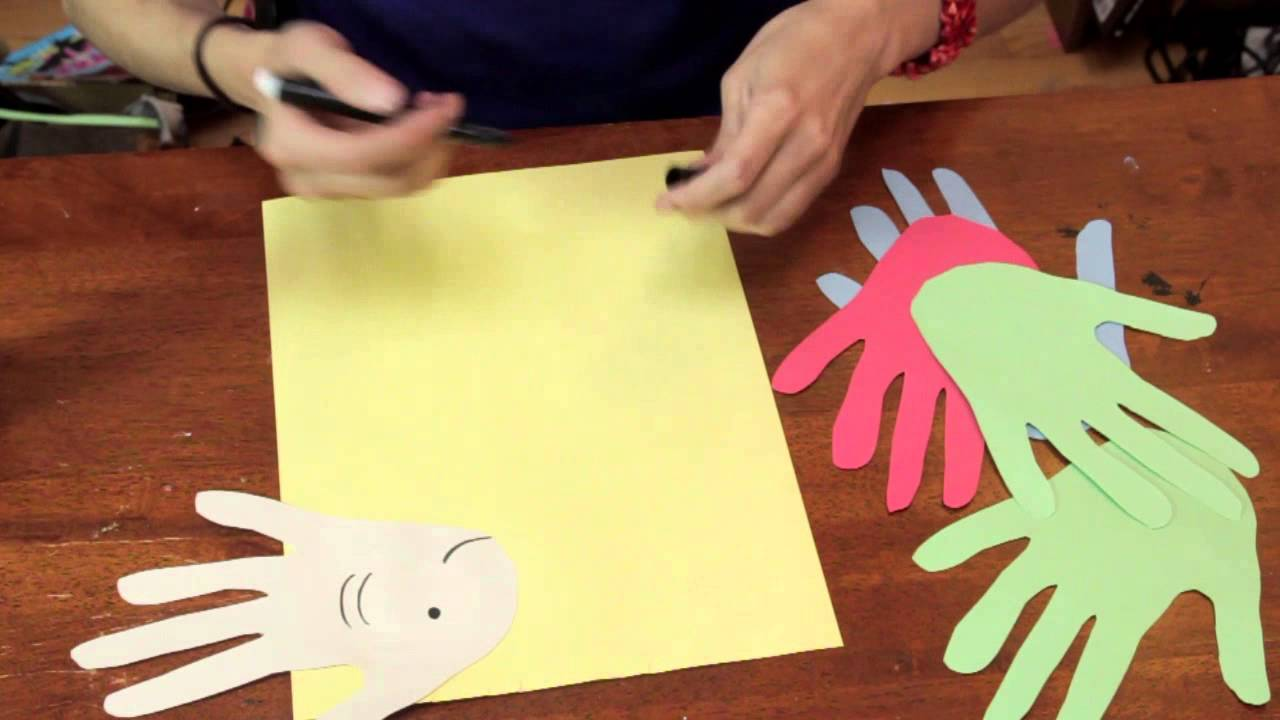 Craft Kindergarten Kindergarten Fun Crafts