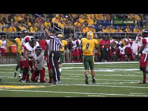 NDSU Routs Incarnate Word After Hosting ESPN's College GameDay