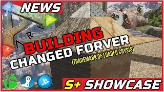 ARK Survival Evolved Building Changed Forever! Splus New Features Coming To Console