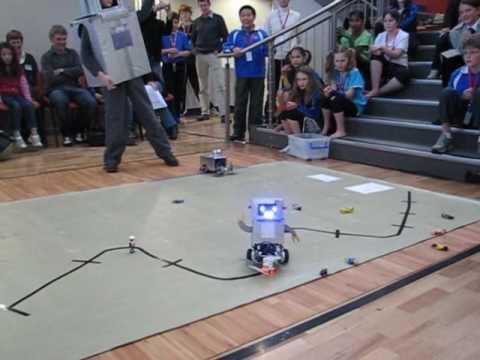 Robocup Junior Auckland New Zealand 2009 -