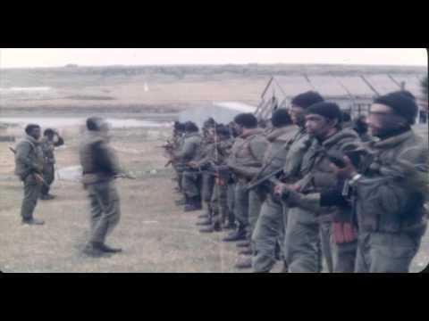 Comandos Argentinos Malvinas