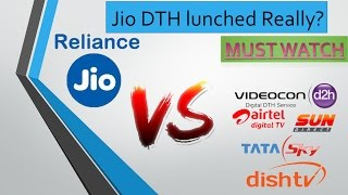 Jio DTH lunched Really? must watch