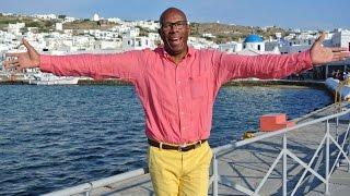GlobeTrotter Jon Haggins TV Sails on the Celestial Olympia Cruise on the Aegean Sea of Greece Pt2