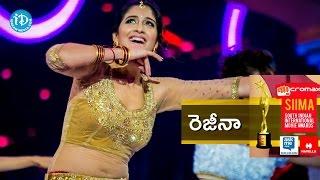 Siva Manasulo Sruthi - Regina Cassandra Dance Performance for A R  Rahman Songs @ SIIMA 2014