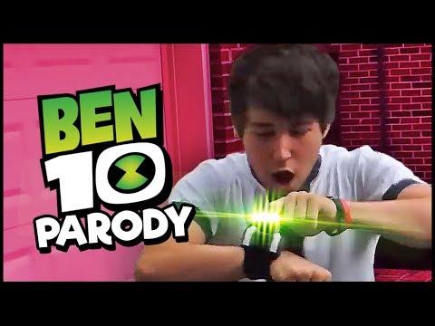BEN 10 PARODY