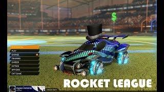 Hyper Antonic Joins Rocket League (Feint - Outbreak EXTENDED)