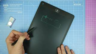 Schematic tablet? LCD Graphic Tablet