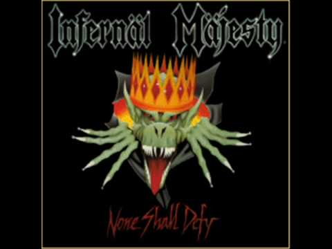 Infernal Majesty - Night Of The Living Dead