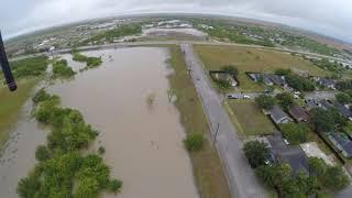 Corpus Christi Street Flooding June 20th