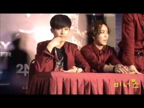 160424 24K(투포케이) - Photo Session(포토 세션) @ 1st Showcase in Malaysia(fancam)