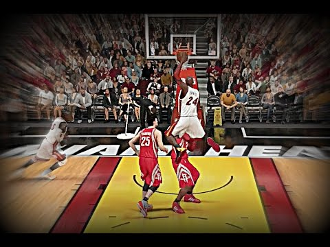 NBA 2k14 XB1 My Career   Dwight Howard Gets Jumped OVER   Amazing 4th Qtr