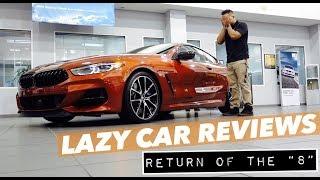 2019 BMW ///M850i - LAZY CAR REVIEWS