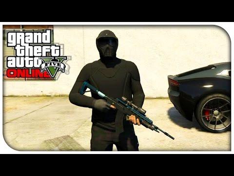 Guns Gta 5 Online ▶ Gta 5 Online New Military