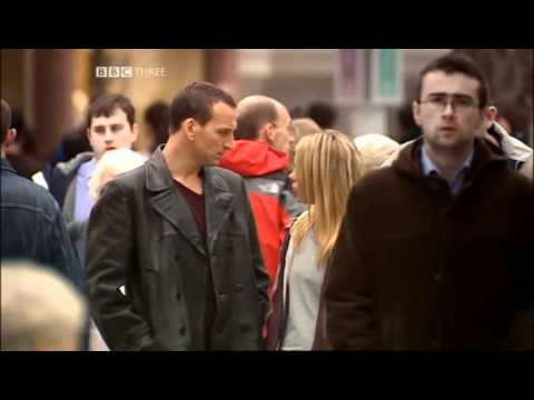 Doctor Who Confidential 1x04 - Christopher Eccleston and Billie Piper on Doctor/Rose