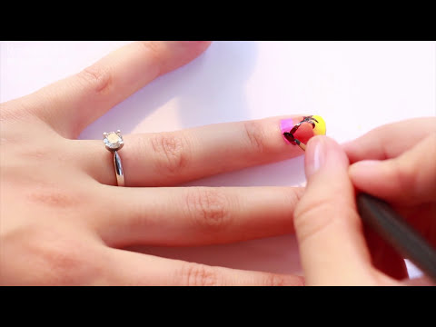 DIY At-Home Manicure Routine! || #HOMEVACAY