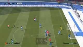 PES 2015 PC GAMEPLAY low spec laptop in High setting game l Ram 2GB, intel 1,5GHZ, Ati 6470m