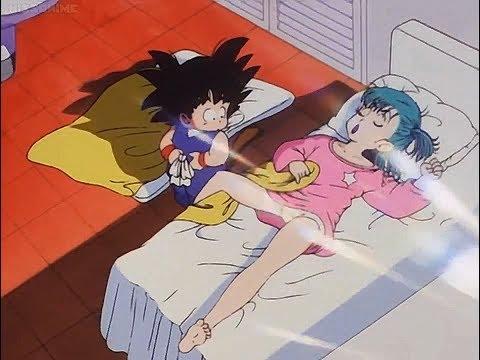 Goku removes Bulma's panties   Dragon Ball thumbnail