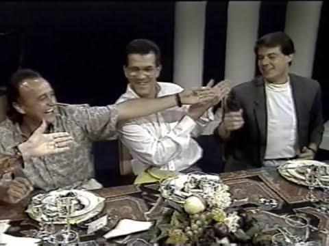 Mirtha Legrand   1990   Midachi, Guinzburg, Ricky Maravilla, Tu Sam (2/5)