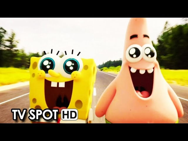 The SpongeBob Movie: Sponge Out of Water TV SPOT 'Their World' (2015) HD