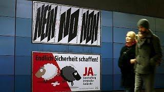 Swiss vote in referendum to deport low-level criminals