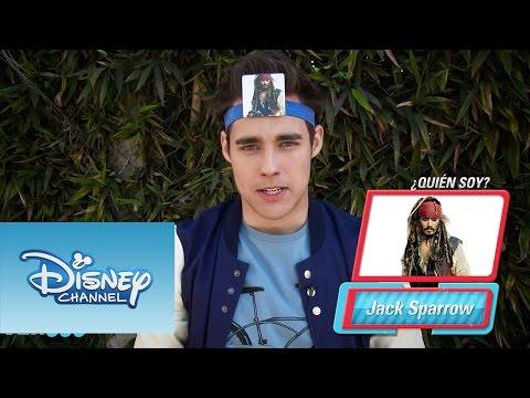 Los chicos de The U-Mix Show y Violetta deben adivinar qué personaje de Disney llevan pegado en su frente. Sitio oficial de Disney Channel: http://www.disneylatino.com/disneychannel/ Síguenos...