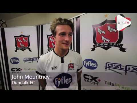John Mountney re-signs for Dundalk FC