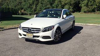2015 Mercedes C300 COMPLETE In Depth Tour, Thorough Review, Test Drive, Revving