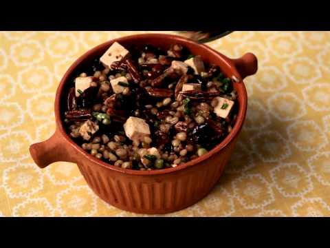 How to make a wheat berry salad - #16 - Final presentation — Appetites®